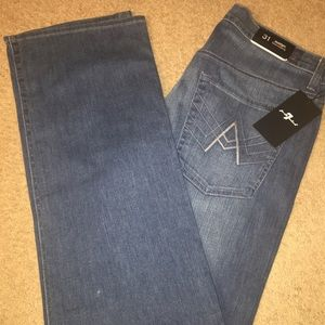 Seven For All Mankind Austyn Relaxed Straight Leg